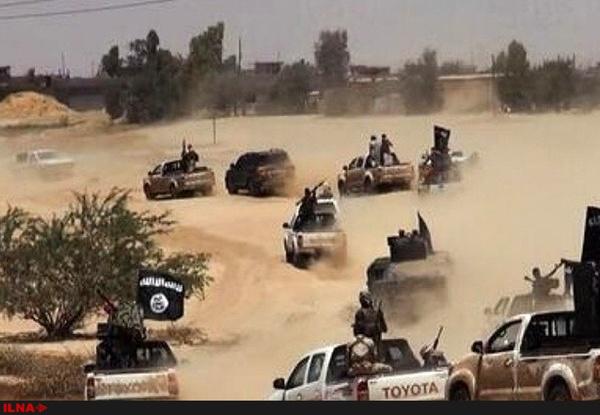 پنتاگون: سرکردگان داعش در حال فرار از رقه هستند