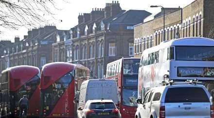 عوارض برای خودروهای آلاینده ترفند شهرداری لندن برای مقابله با آلودگی هوا