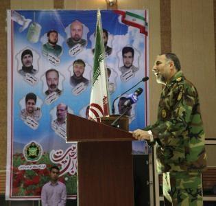 نیروهای مسلح جمهوری اسلامی در اوج اقتدار آماده جانفشانی در راه انقلاب هستند