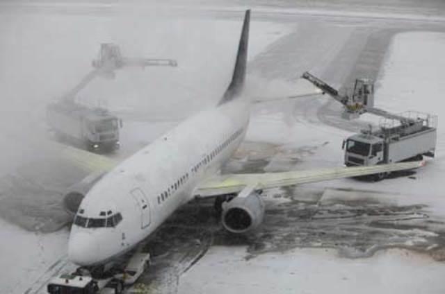 کولاک؛ تاخیر پروازهای مهرآباد و مشهد | مسافران با ۱۹۹ تماس بگیرند