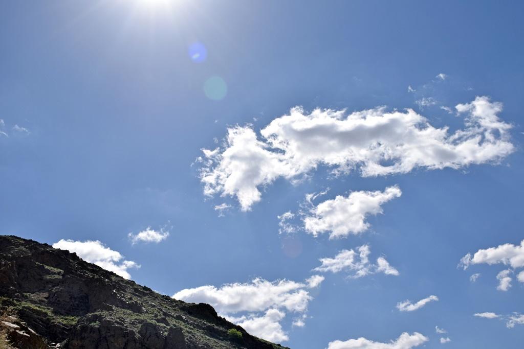کوه و ابر