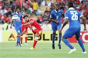 لیگ قهرمانان آسیا؛ تساوی پرسپولیس و الهلال در نخستین گام