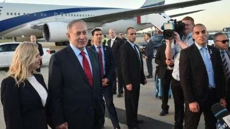 اندونزی به هواپیمای نتانیاهو اجازه پرواز نداد