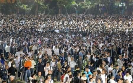 شکلگیری بزرگترین اعتراضات پلیسی جهان در هنگ کنگ