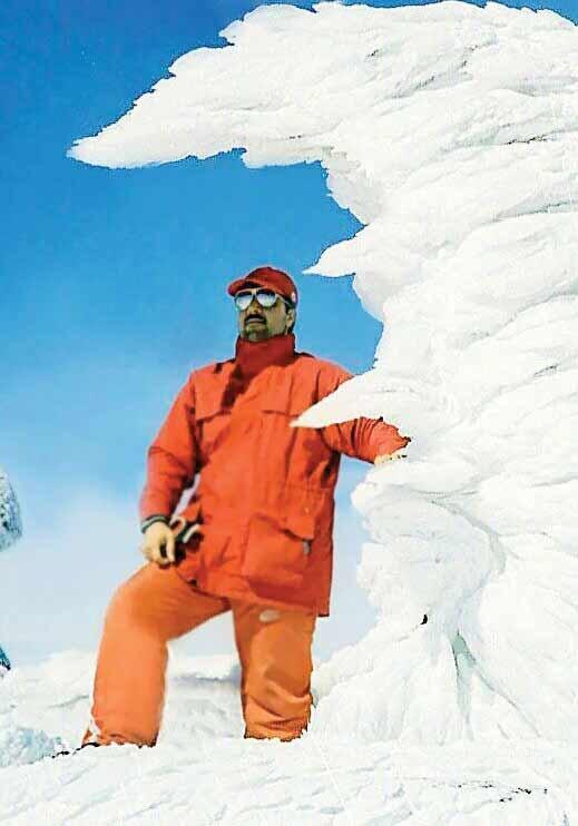 علی بیات-کوهنورد