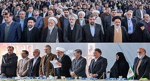 گزارش نخستین نشست مجمع ملی جبهه مردمی نیروهای انقلاب اسلامی