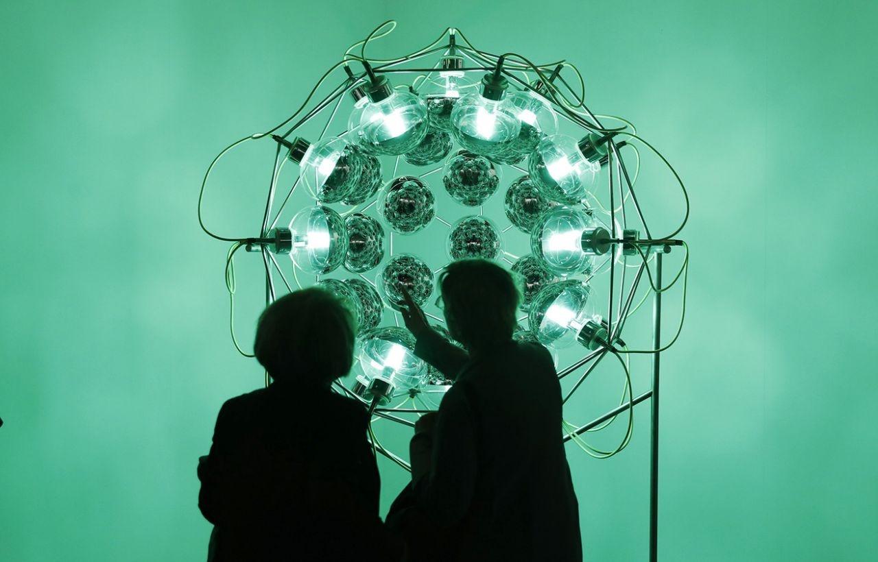 عکس روز: لامپ  سردکننده جهانی
