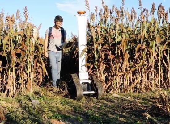 روباتهای کشاورز از راه رسیدند