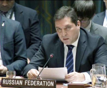 روسیه: پیشنویس قطعنامه تحریم مقامات سوری را وتو میکنیم