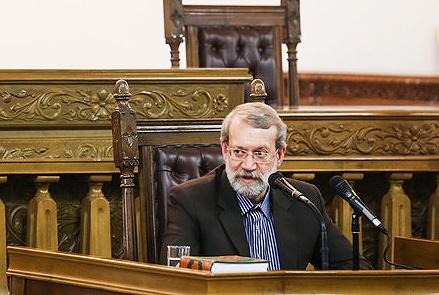 لاریجانی: انتخابات میدان تاخت و تاز برای حذف رقیب نیست