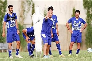 ترکیب استقلال در بازی برابر التعاون مشخص شد