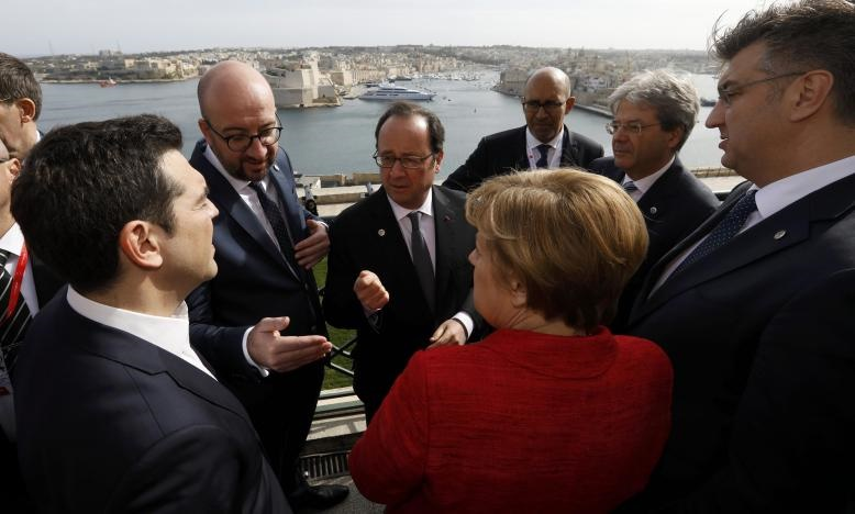 خبرگزاری فرانسه: اجلاس مالت، اتحاد رهبران اروپا در برابر ترامپ بود