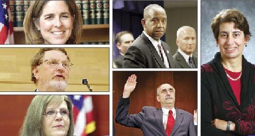 آمریکا دستگاه قضایی