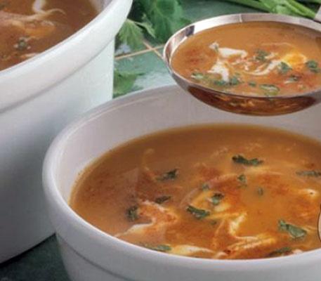 آشنایی با روش تهیه سوپ هویج و عدس