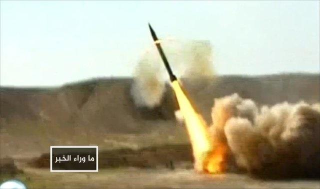 اصابت موشک دوربرد یمنی به پایگاه نظامی در ریاض | ارتش یمن: ریاض در تیررس ماست