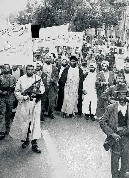 ایران در انقلاب