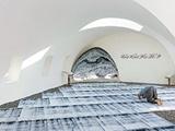 مسجدی مورد توجه هنرمندان