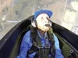 خلبان ۹۶ ساله جت جنگی