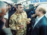 پیگیری بلیت نیمبهای حملونقل عمومی برای سربازان وظیفه