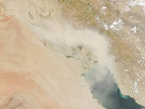 نقش عوامل انسانی در فعال شدن کانونهای گرد و غبار