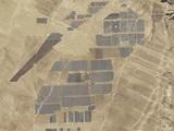 تماشای بزرگترین مزرعه تولید برق خورشیدی از فضا