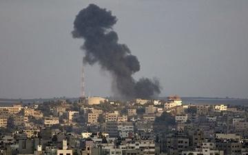 حملات جنگندههای رژیم صهیونیستی به مقرهای مقاومت در غزه
