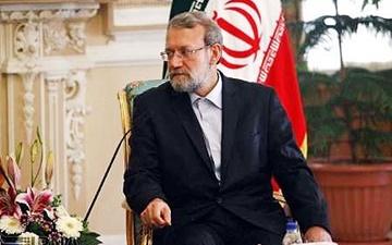 لاریجانی: همواره به عراق و سوریه کمک میکنیم
