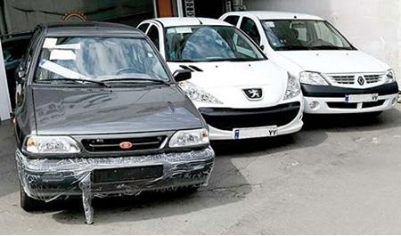 سهشنبه ۳ اسفند | جدیدترین قیمت خودروهای داخلی