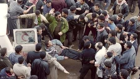 تظاهرات فلسطینیها در سالگرد کشتار حرم ابراهیمی علیه رژیم صهیونیستی