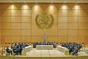 اولین نشست رو در روی سوریه و مخالفان