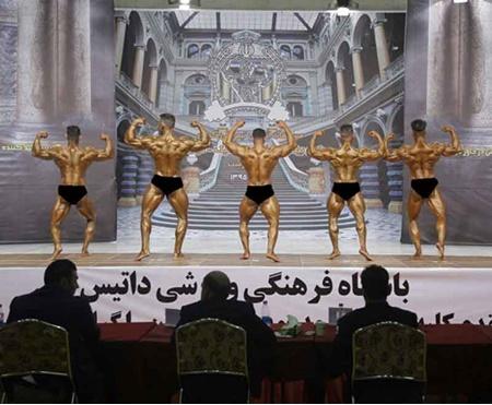 قهرمانان رده سنی جوانان و پیشکوستان پرورش اندام کشور معرفی شدند