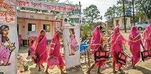 مدرسه مادربزرگها در هند