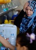 بحران آب شرب در نوار غزه