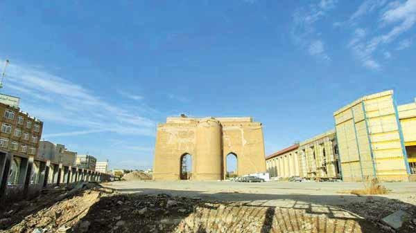 باستانشناسها را به ارگ علیشاه راه ندادند