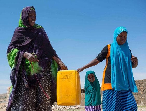 خشکسالی ۱.۵ میلیون سومالیایی را تهدید میکند