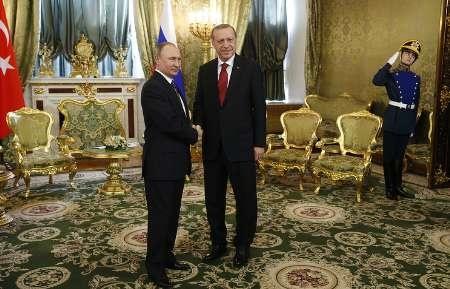 دیدار پوتین و اردوغان | بازسازی روابط آسیب دیده روسیه و ترکیه بررسی شد