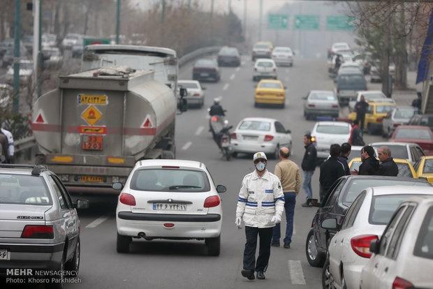 آلودگی هوا از تاثیر آنتیبیوتیکها کم میکند