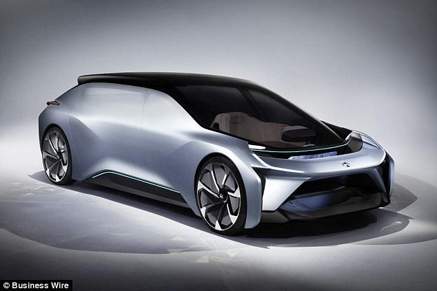 ورورد رقیب جدید و خودران خودروی تسلا به بازارهای آمریکا
