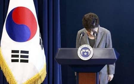 رئیس جمهور برکنار شده کره جنوبی از مردم کشورش عذرخواهی کرد