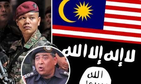 مالزی ۷ تن را به اتهام ارتباط با داعش دستگیر کرد