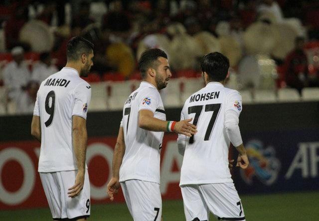 شکست غیرمنتظره پرسپولیس در قطر
