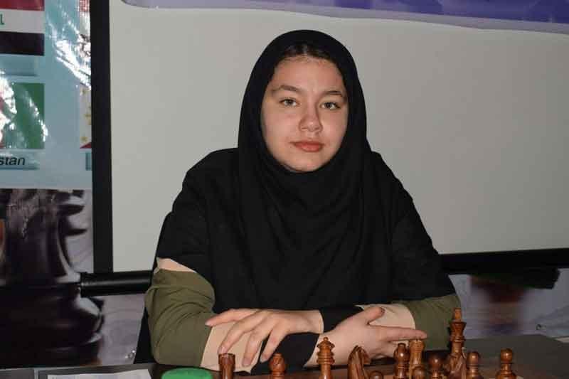 قهرمانی حامدینیا و مقصودلو در شطرنج قهرمانی کشور