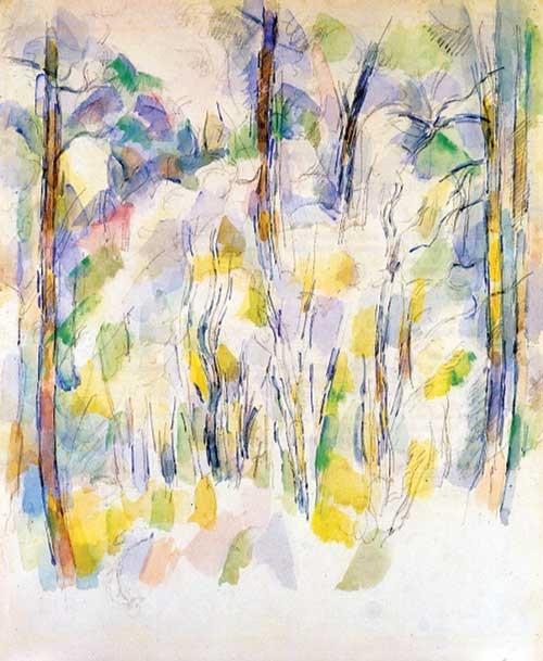 اثر پل سزان (Paul Cezanne)