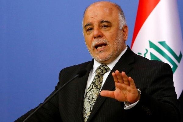 حیدر العبادی: به آخرین مراحل آزادسازی موصل رسیدیم