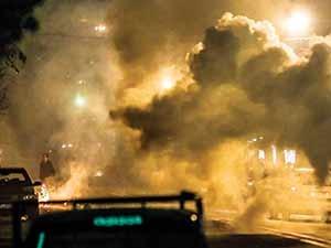 پایان شب چهارشنبهسوری با ۳ کشته و صدها مصدوم