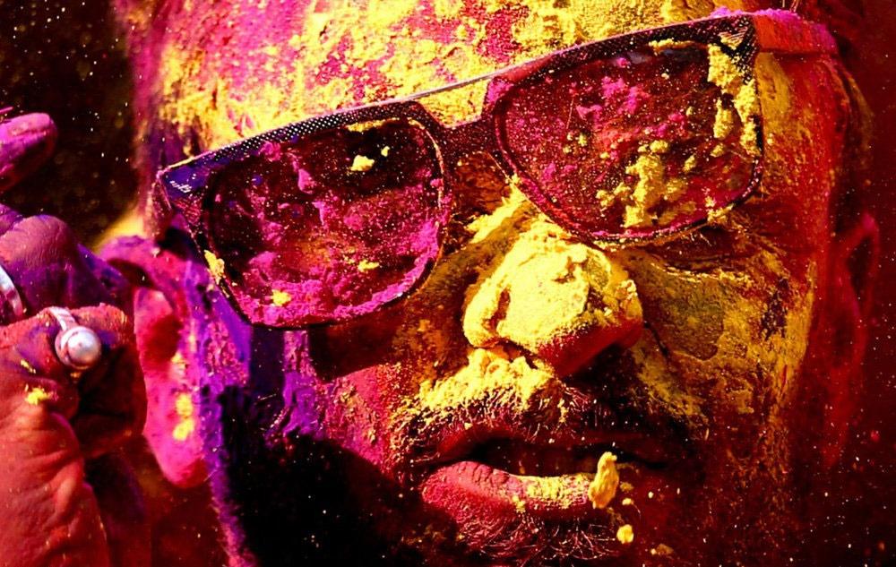 جشنواره رنگ در بنگلور هند
