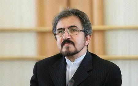 سخنگوی وزارت خارجه ایران اقدام تروریستی در لندن را محکوم کرد