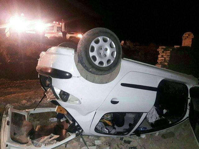 بازیکن لیگ برتر فوتبال دچار سانحه رانندگی شد | آخرین وضعیت مهاجم نفت