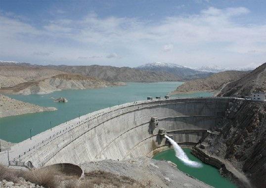 ساخت ۵۰ سد در کشور  از دستور کار خارج شد