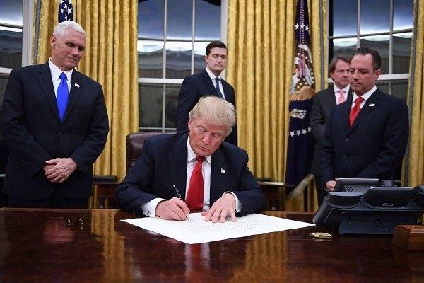 نیویورک تایمز: پیام نوروزی ترامپ به ایرانیان تحریف شده است